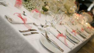 vincere wedding table
